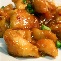 Honey-Ginger Glazed Chicken