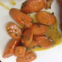 Honey Glazed Carrots (SousVide)