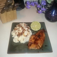 Honey Lime Chicken Marinade/Glaze
