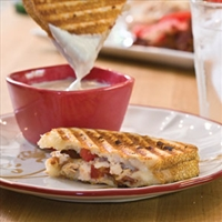 Hot Brown Panini