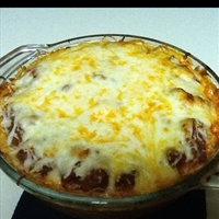 House of Chaos Spaghetti Pie