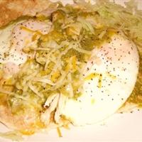 Huevos Rancheros (Mexican Style Eggs)