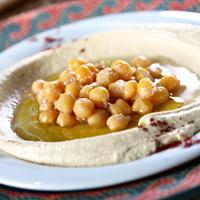 Hummus Pesto Dip