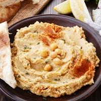 Hummus - Quick and Easy Diabetic Menus