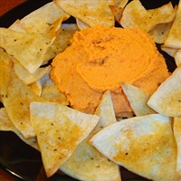 Hummus - Red Pepper