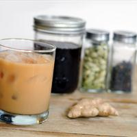 Iced Ginger Chai