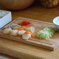 Imis Cajun Seafood Pasta Serves 2