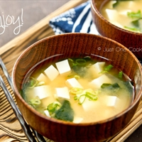 India-Miso Soup