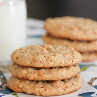 India-Oatmeal Butterscotch Caramel Cookies