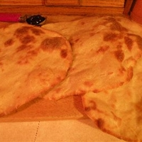 Indian Bread-Naan
