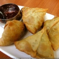 Indian Samosas
