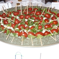 Insalata Caprese Kebabs