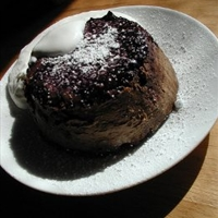 Italian Chocolate Bread Pudding (Bodino Nero)