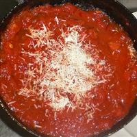 Italian Sausage Spaghetti Sauce