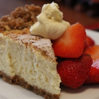 Italian Spiced Cheesecake (That will get you laid)