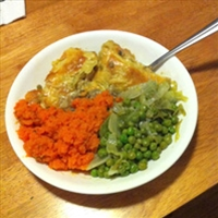 Jamie 30 Min Meals - French Green Peas