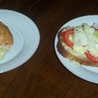 Jan's Dijon Chicken Salad Sandwiches