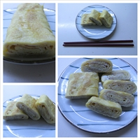Japanese Egg Roll
