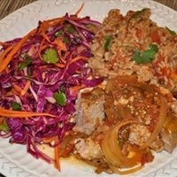 Jazzy Pork Tenderloin in Slow CookerCrock Pot Recipe - Slow Cooker Recipe