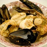 Jerk Seafood