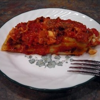 Kata's Manicotti