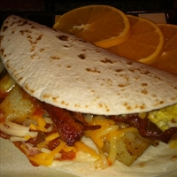Kathy Pitts Breakfast Tacos