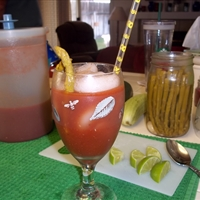 Katie's Bloody Mary Mix