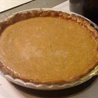 Katie's Pumpkin Pie