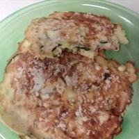 Katie's Zucchini Fritters