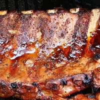 Kc-Style Baby Back Ribs