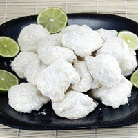Key Lime Sparkler Cookies