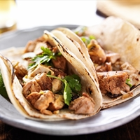 Kickin' Chicken Tacos