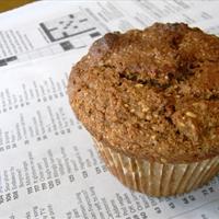 Kiwi Granola Muffins