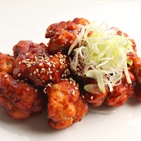 Korean Fried Cauliflower (Vegan)