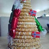 Kransekake (Norwegian Ring Cake)