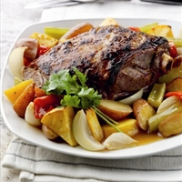 Lamb Pot Roast