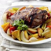 Lamb Pot Roast