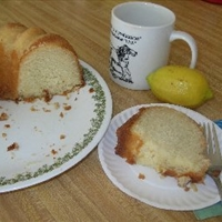 Lemon Bliss Cake