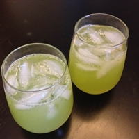 Lemon/Mint Cocktail