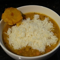 Lentil Stew with Rice