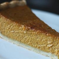 Libby's Famous Homemade Pumpkin Pie
