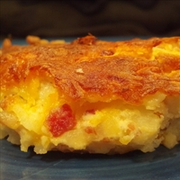Loaded Hash Brown Potatoes