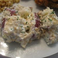 Loaded Potato Salad