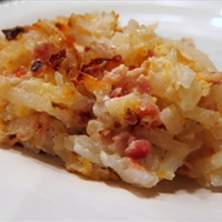 Loaded Potatoe Casserole