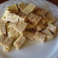 Low Carb Macadamia Caramels