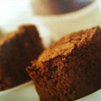 Low-fat Prunes Brownies