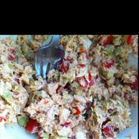 Low Fat Tuna Fish Salad