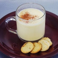 Low Sugar Eggnog