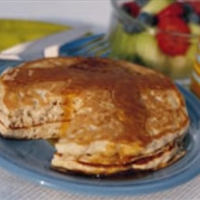 Lumberjack Pancakes
