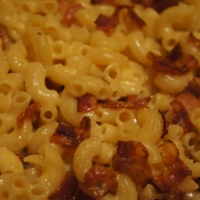 Mac Bacon & Cheese